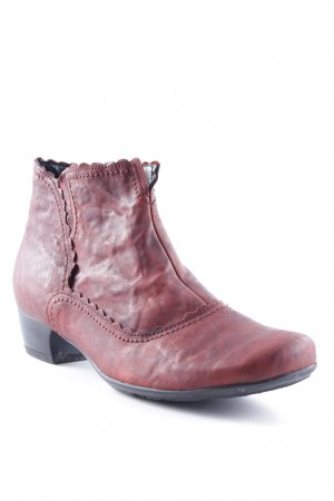Gabor Ankle Boots braun Casual-Look