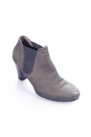 Gabor Ankle Boots grau Casual-Look