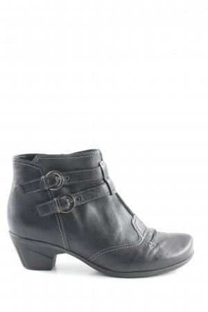 Gabor Ankle Boots schwarz Casual-Look