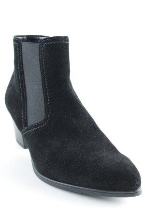 Gabor Ankle Boots schwarz Elegant