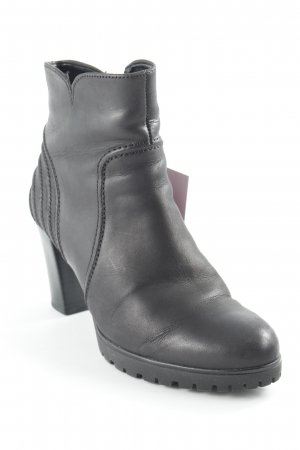 Gabor Ankle Boots schwarz Street-Fashion-Look