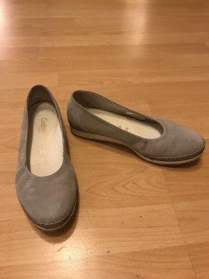 Gabor Mocassino argento-grigio chiaro