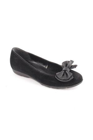 Gabor Ballerinas schwarz Casual-Look