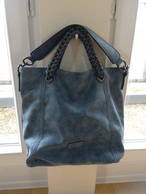 Gabor blaue Handtasche  kaum benutzt