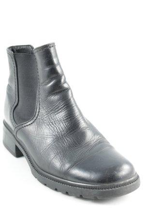 Gabor Booties schwarz Casual-Look