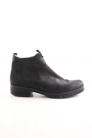 Gabor Chelsea Boots black casual look