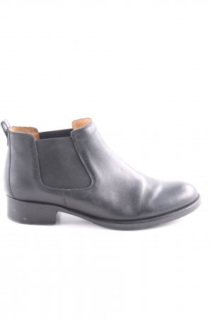 Gabor Chelsea Boots schwarz Business-Look