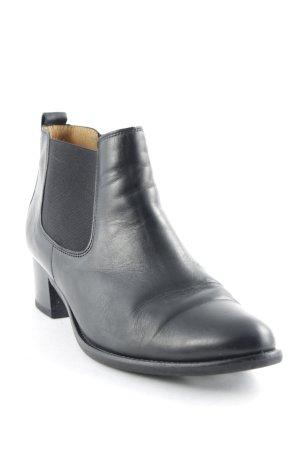 Gabor Chelsea Boots schwarz klassischer Stil