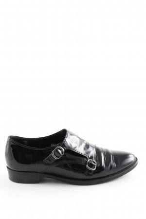 Gabor Comfort Cap Toes black business style