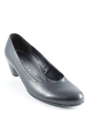 Gabor Comfort High Heels schwarz klassischer Stil