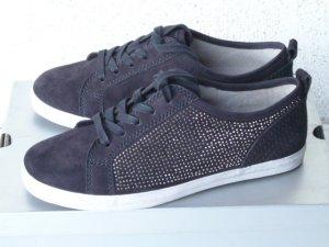 Gabor comfort Sneakers Wildleder Strassbesatz *neu & ungetragen Gr. 38 Weite G