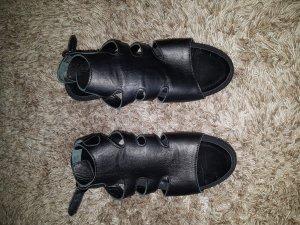 Gabor Comfort Sandals black leather