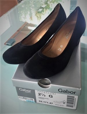 Gabor Loafer nero