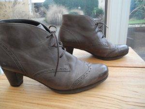 GABOR Echt Leder Ankle Boot Stiefelette Gr. 38,5 (5,5)