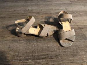 Gabor Sandalo con cinturino e tacco alto multicolore