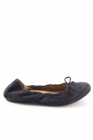 Gabor Foldable Ballet Flats blue casual look