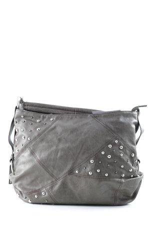 Gabor Handtasche braun Street-Fashion-Look