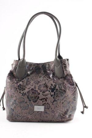 Gabor Handtasche florales Muster Street-Fashion-Look
