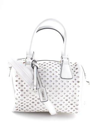 Gabor Handtasche weiß klassischer Stil