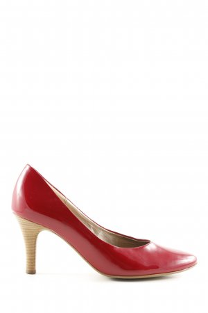 Gabor High Heels rot Business-Look