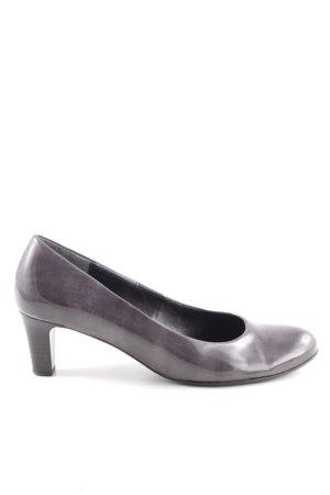 Gabor High Heels lila Business-Look