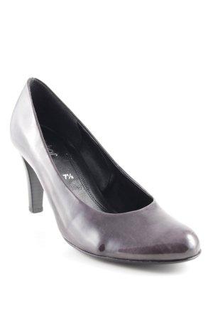 Gabor High Heels anthrazit-taupe Elegant