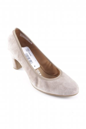 Gabor High Heels beige Casual-Look