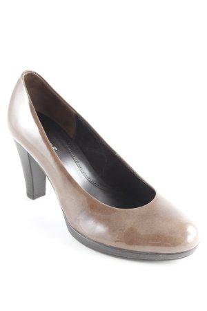 Gabor High Heels beige Elegant