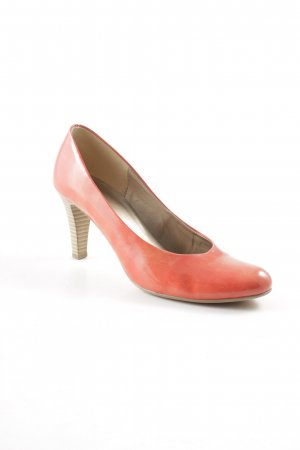 Gabor High Heels dunkelorange Casual-Look