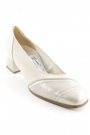 Gabor High Heels hellbeige Casual-Look