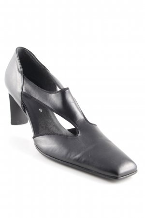 Gabor High Heels schwarz Business-Look