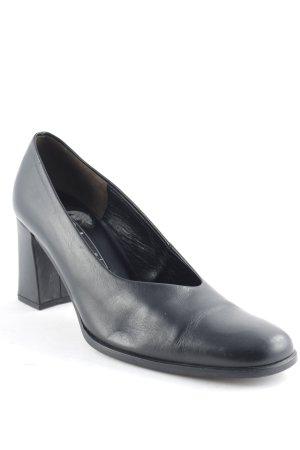 Gabor High Heels schwarz Business-Look