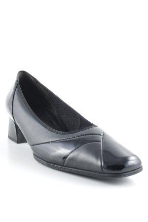 Gabor High Heels schwarz klassischer Stil