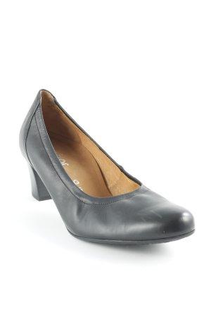 Gabor High Heels schwarz schlichter Stil