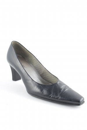 Gabor Hochfront-Pumps schwarz Business-Look