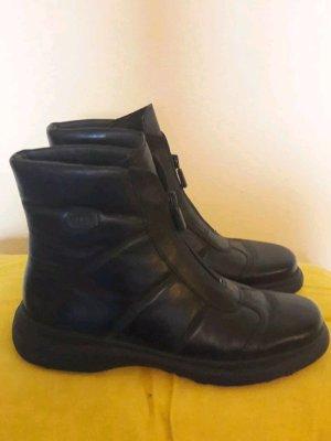 GABOR JOLLYS Echtleder Boots Stiefelette Latexsohle Gr. 39