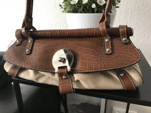 Gabor Kleine Tasche Beige & Braun
