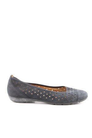 Gabor Komfort-Sandalen schwarz Casual-Look