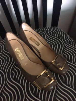 Gabor Lackleder Pumps