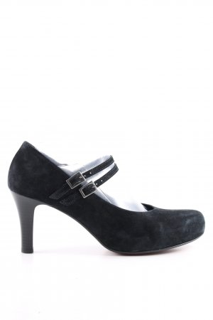 Gabor Mary Jane Pumps black business style