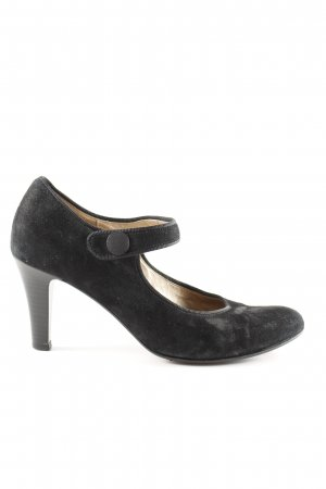 Gabor Escarpins Mary Jane noir style d'affaires