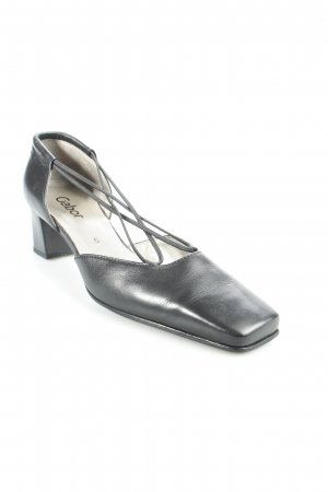 Gabor Pumps schwarz Business-Look