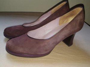 Gabor Pumps warmes violett Gr. 38