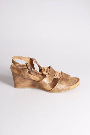 Gabor Riemchen-Sandaletten braun