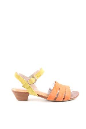Gabor Riemchen-Sandaletten mehrfarbig Casual-Look