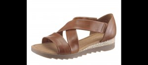 Gabor Strapped Sandals multicolored