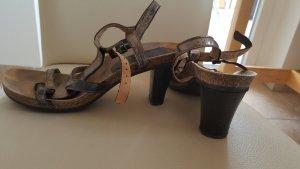 Gabor Sandalen Bronzefarben