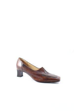 Gabor Sandalen dunkelbraun klassischer Stil
