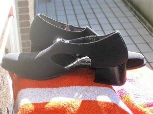 Gabor Sandalen schwarz  Größe 6,5  Leder