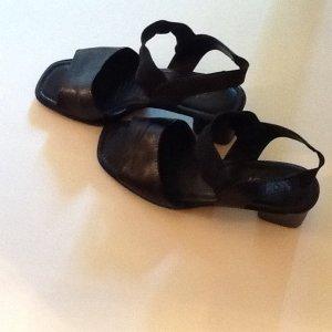 Gabor Sandalen,schwarz,Top Zustand,Größe 40